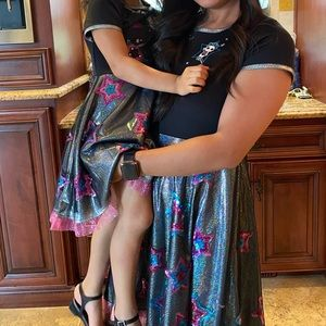L.O.L Surprise Dress For Mom and Daughter